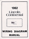 62 Lincoln Wiring Diagrams