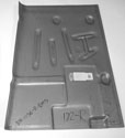 57/59 RH Front Floor Pan manufactured by EMS